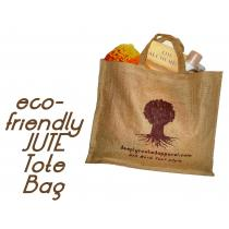 NEW Eco-Friendly Jute Tote Bag (FREE w/ $75 purchase)