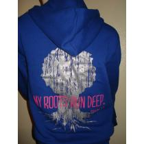 MY ROOTS RUN DEEP Hoodie back view